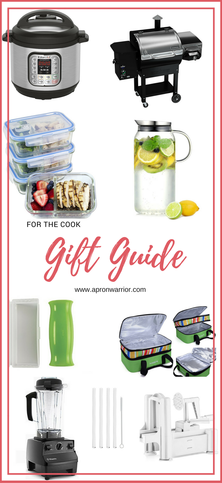 Gift Guide For The Cook Apron Warrior